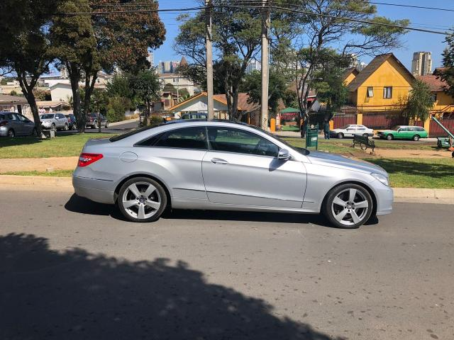Mercedes-benz e500 coupe